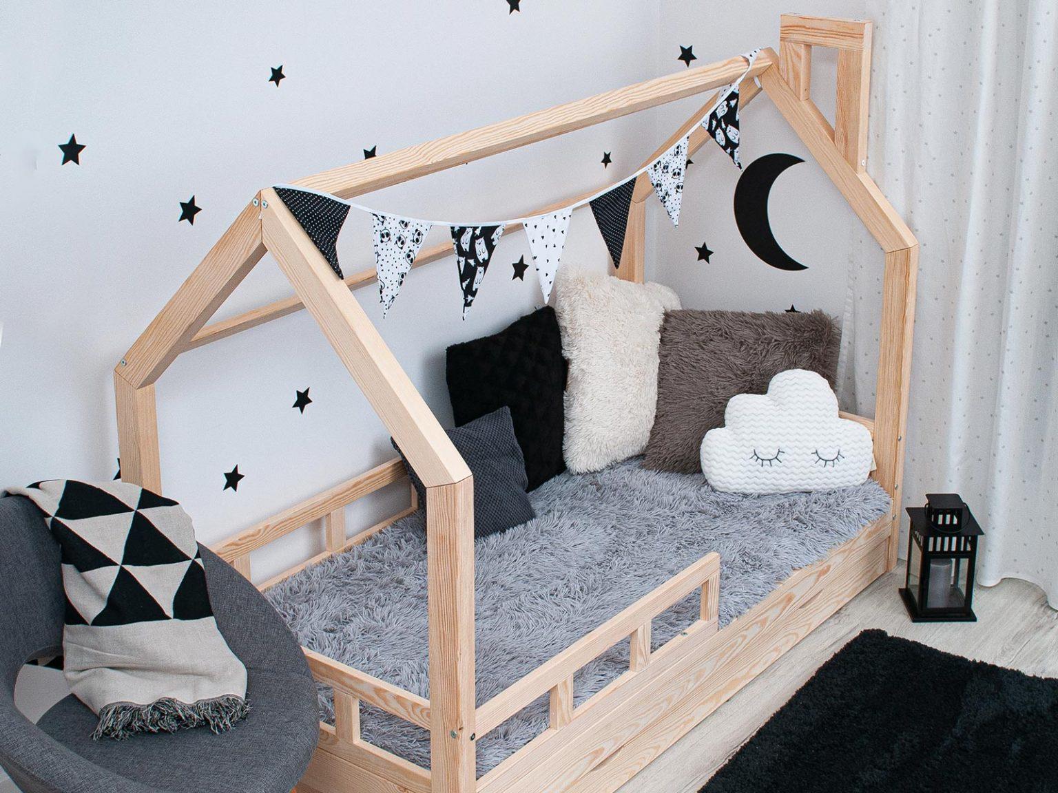 Hausbett Kinder Luna