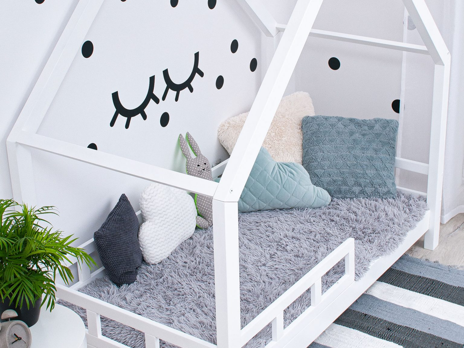 Hausbett Kinder Tanoshi