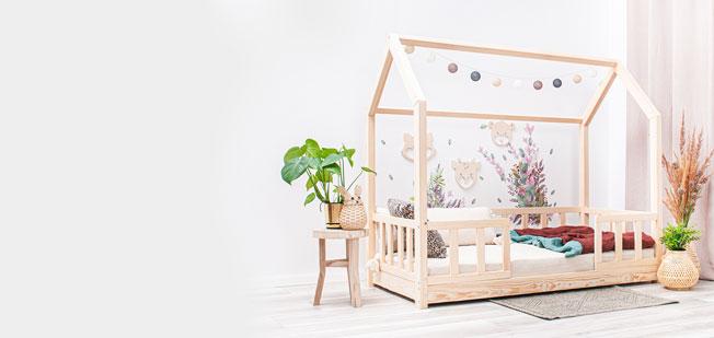 Montessori-Kinderbetten